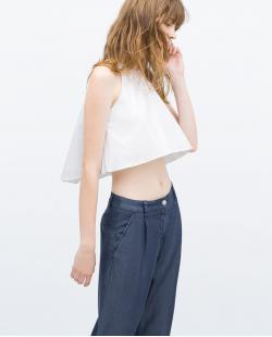 Test Items - Full Top with Halter Neck