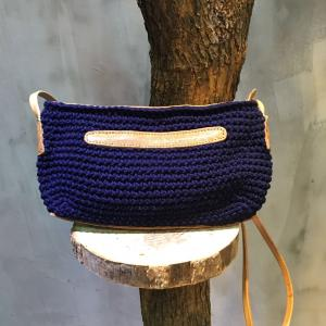 2016 Latest Fashion Calf Matching Knit Bag Cheap Bag For Woman