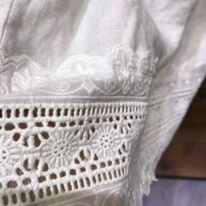 Best-Selling Crochet Lace Linen Pants Womans Plain Cropped Pants