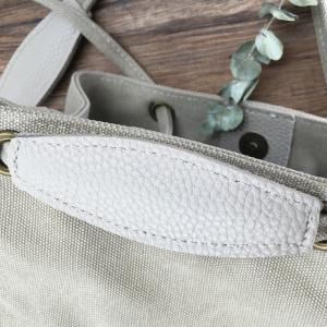 Easy-Matching Small Canvas Bag Womans Shoulder Bag