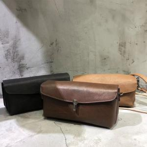 High-Quality Cowhide Leather Bag Womans Shoulder Bag