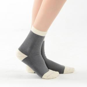 Contrast Color Cotton Crew Socks Fashion Cute Socks for Woman
