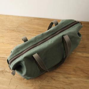 Simple Design Canvas Bag Vacations Duffel Bag
