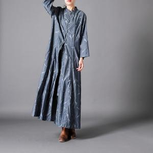 a3c010e0222 Button Down Vintage Qipao Cotton Linen Chinese Shirt Outerwear