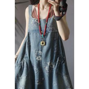 Square Neck Plus Size Printed Overalls Vintage Balloon 90s Overalls Outfit